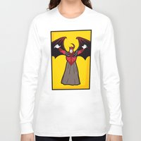 dungeons and dragons Long Sleeve T-shirts featuring DUNGEONS & DRAGONS - AVENGER by Zorio