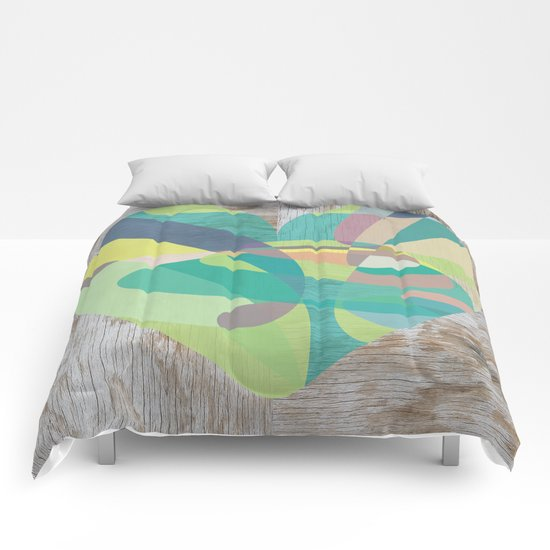 Abstreart Comforters