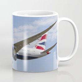 British Airways and Birds Coffee Mug