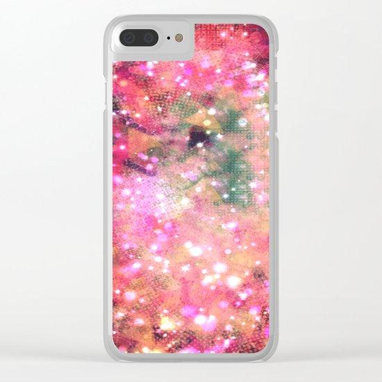 cat-87 Clear iPhone Case