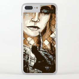 Unraveling Clear iPhone Case