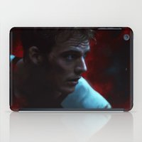 fight iPad Cases featuring Fight by Kate Dunn