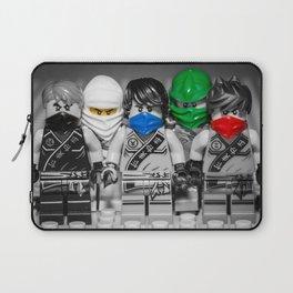 Ninjago Crew Laptop Sleeve