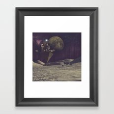 Lupus Framed Art Print
