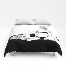 Bye Bye, Old Me Comforters