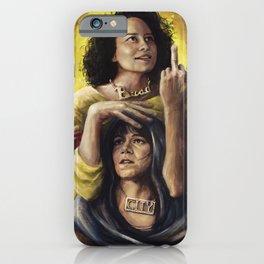 Broad Saints iPhone Case