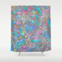 Lunar Eclipse Waterworks Shower Curtain