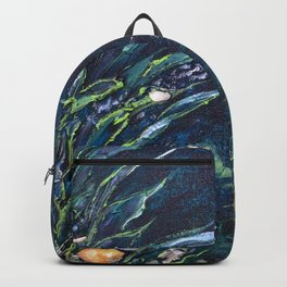 Undersea world # 2 Backpack