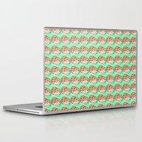 cookies Laptop & iPad Skins featuring Cookies by Chelsea Herrick