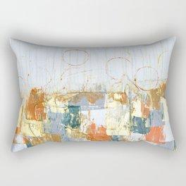 Ode to Madame Clicquot Rectangular Pillow