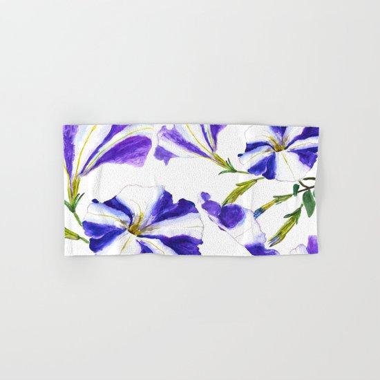 petunia  Hand & Bath Towel