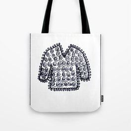 WOOLLY JUMPER - SWEATER TO YOU Tote Bag