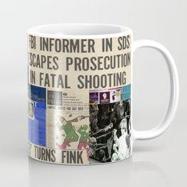 Editors' Mug 1969 meets 2014 Coffee Mug