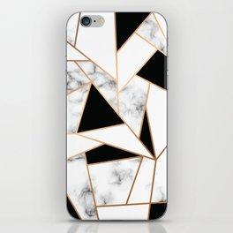 Marble III 003 iPhone Skin