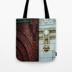 The Bricks & The Chief Tote Bag