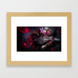 Jhin Framed Art Print