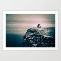 Tower of Moher Art Print