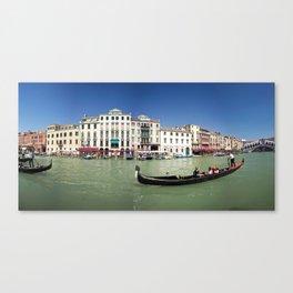 italy - venice - widescreen_600-603 Canvas Print