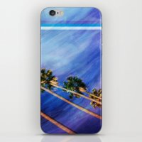 palms iPhone & iPod Skins featuring Palms by Psocy Shop