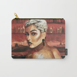 BAR IN PARIS Carry-All Pouch
