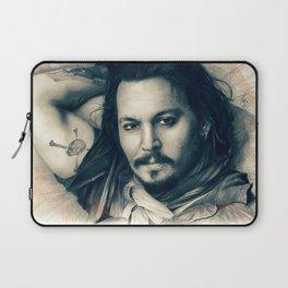 Johnny Depp II. Laptop Sleeve