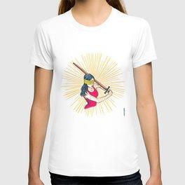 Badass Justice T-shirt