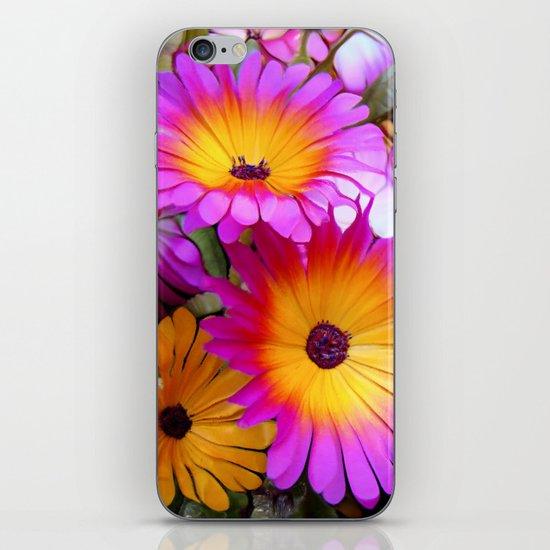 FlowerPower iPhone & iPod Skin