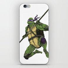 Donatello iPhone & iPod Skin