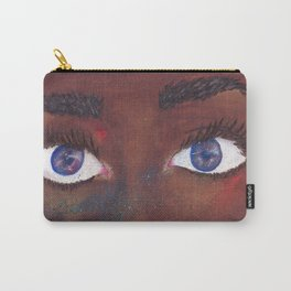 She Sees Through Universes Carry-All Pouch