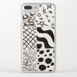 Willow Clear iPhone Case