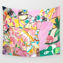 Pretty in Pink Wall Tapestry
