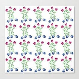 Tulips III Canvas Print