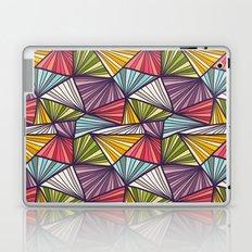 Geometric doodles Laptop & iPad Skin