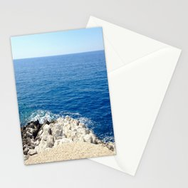 Edge of Sea Stationery Cards