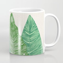 Palmito Linen Coffee Mug