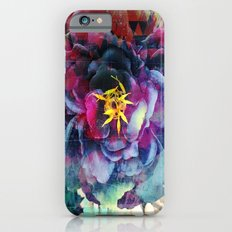 Purple Flower - Boho Slim Case iPhone 6