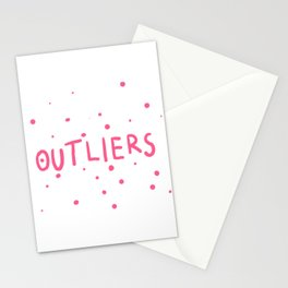 Outliers Stationery Cards