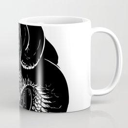 Snake Meditation Coffee Mug