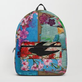 King of Cherry Blossom Backpack