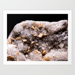 Calcite - 1 Art Print