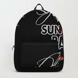 Sunland Park New Mexico Guita Music is like that retro Custom Backpack