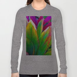 Sacred Ti Leaf Long Sleeve T-shirt