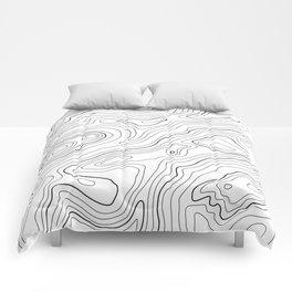 Intention #pattern #minimal Comforters