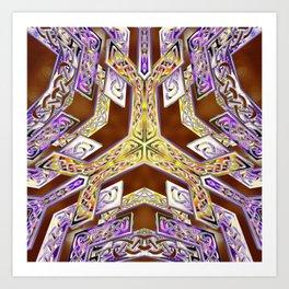 Quantum Legacy Art Print