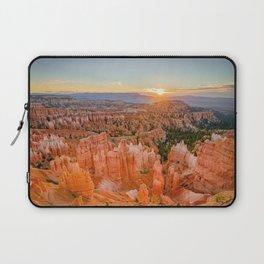 Bryce Canyon Sunrise Utah National Park Southwest USA Landscape Laptop Sleeve