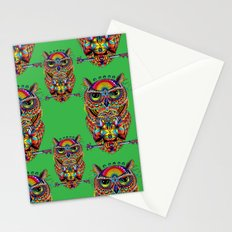 Owl of Sacred Knowledge Stationery Cards