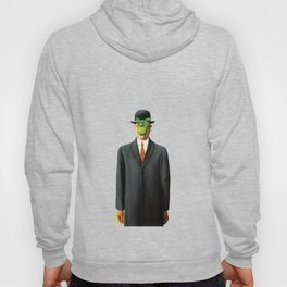 In the style of Magritte Hoody