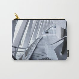 Abstract Hall Carry-All Pouch