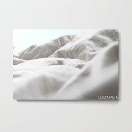 Goodmorning Mint Metal Print