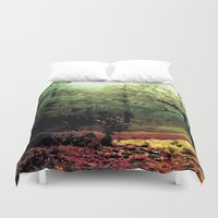 cycle Duvet Covers featuring cycle by Nev3r